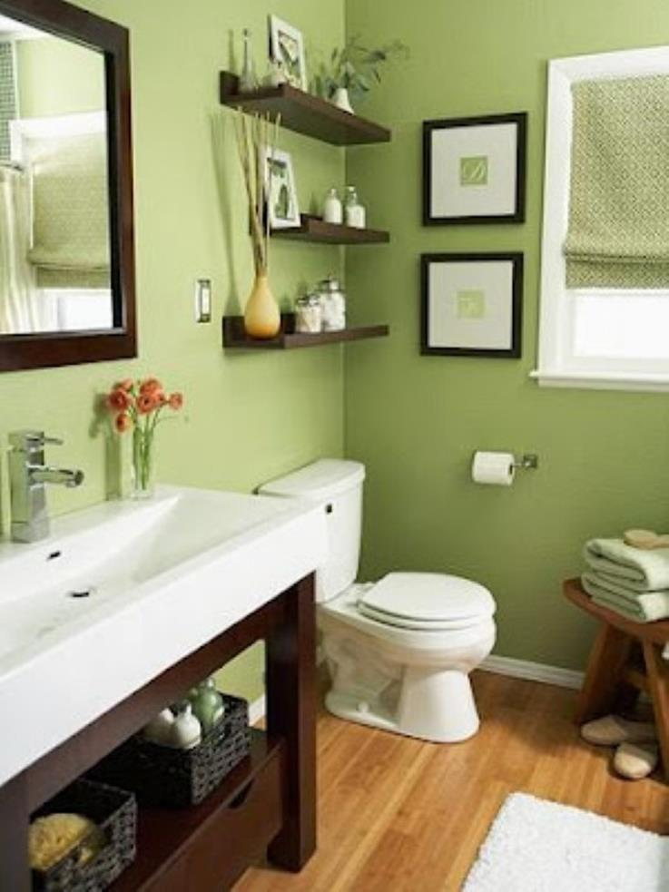 Gorgeous Spa Bathroom Makeover Ideas On a Budget 33